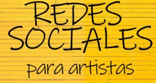 Redes Sociales Artistas