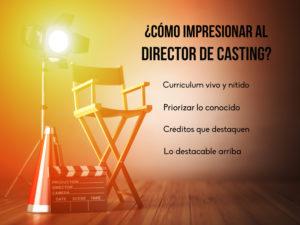 casting para cine