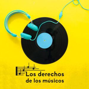 los derechos de los músicos