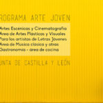 Programa arte joven para artistas en Castilla La Mancha