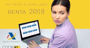 declaración de la renta 2018