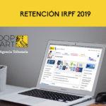 Retención IRPF 2019 para un trabajador por cuenta ajena