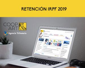 retencion irpf de 2019