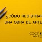 ¿Cómo hacer un registro de obras de arte?